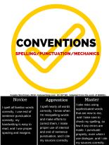 Conventions Grades 3-5