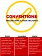 Conventions Grades 6-8